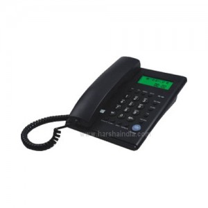 Beetel Corded PhoneM53 Black